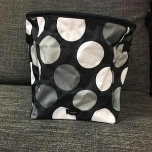 Thirty-one Round Collapsible Basket